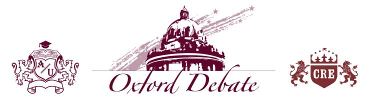 Oxford Debate 'Medical Education Molds the Future of Medicine'